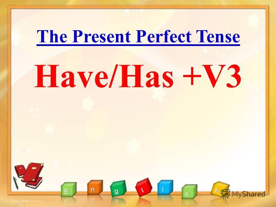 The Present Perfect Tense Действие произошло. Имеется результат. Важен факт совершения действия, а не время совершения. Период времени не завершился, а действие произошло. Действие началось до момента речи, но еще не закончено.