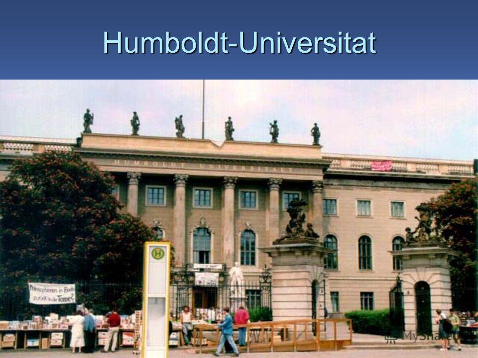 Humboldt-Universitat