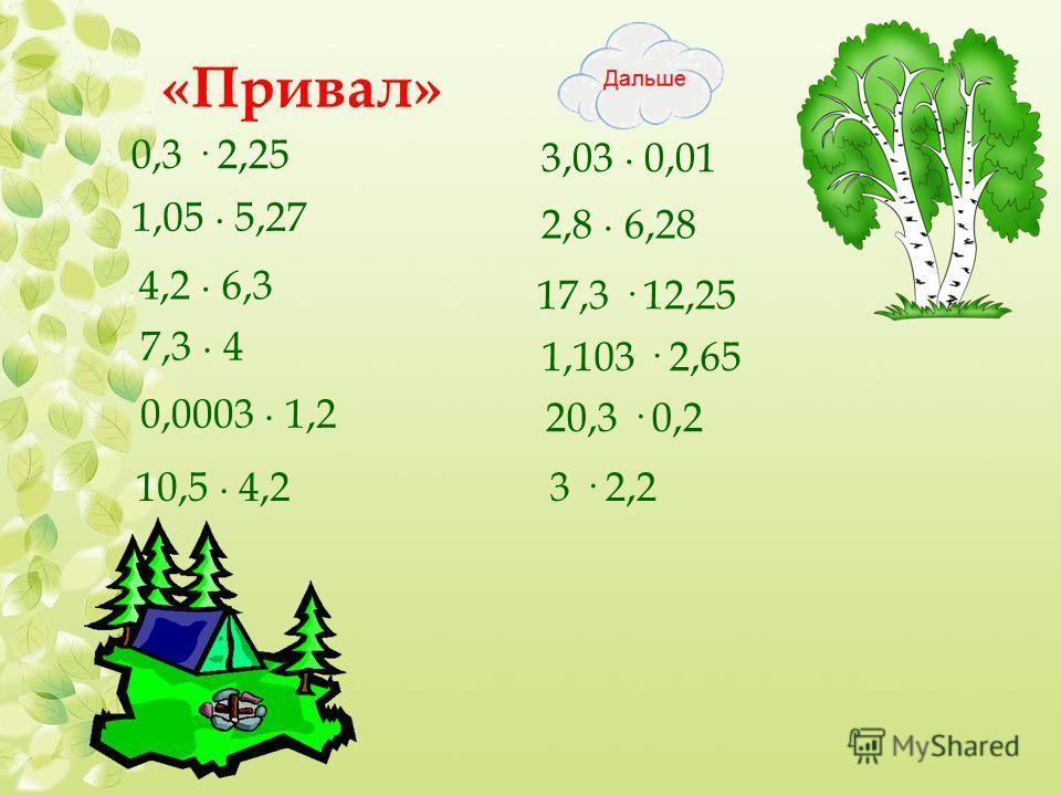 «Привал» 0,3 · 2,25 1,05 5,27 4,2 6,3 7,3 4 0,0003 1,2 10,5 4,2 3,03 0,01 2,8 6,28 17,3 · 12,25 20,3 · 0,2 3 · 2,2 1,103 · 2,65