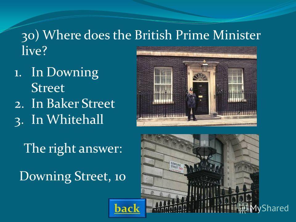 The right answer: 43 AD 29) When did the Roman Emperor Claudius decide to conquer Britain? 1.350 BC 2.43 AD 3.78 AD back