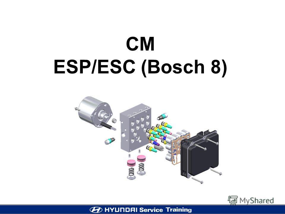 CM ESP/ESC (Bosch 8)