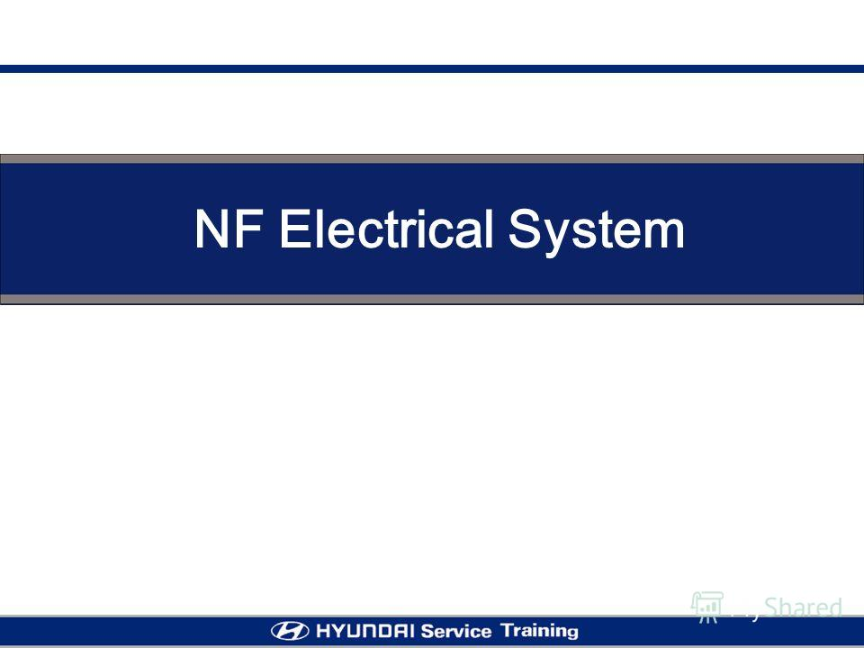 NF Electrical System