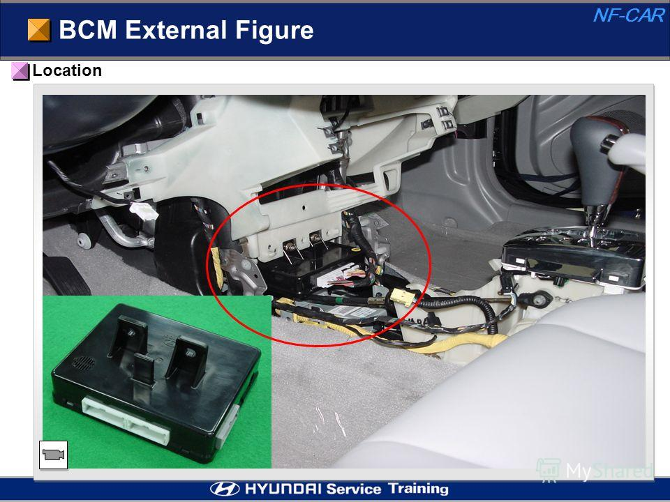 9 Bcm External Figure Location Nf Car