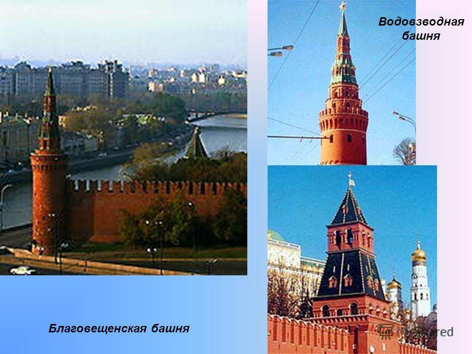 Московский кремль в XVII веке