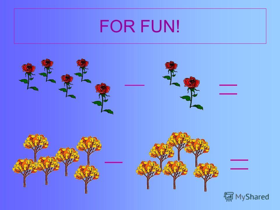 For fun ! + = + = + =