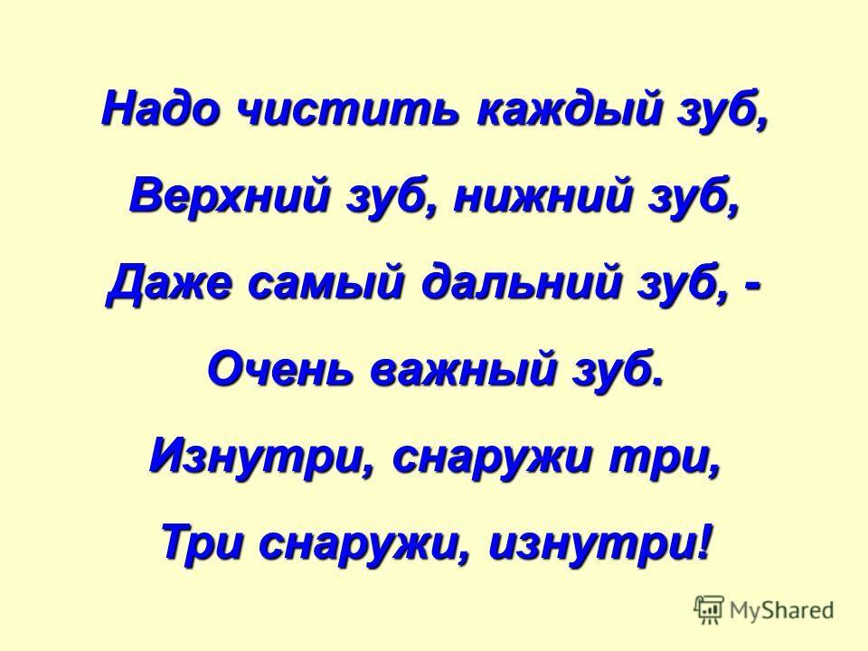 ТУР III ГИГИЕНА ЗУБОВ