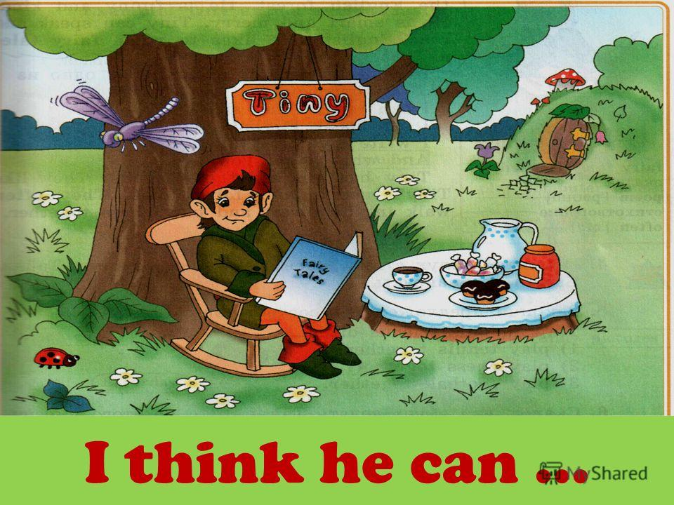 I think he can …