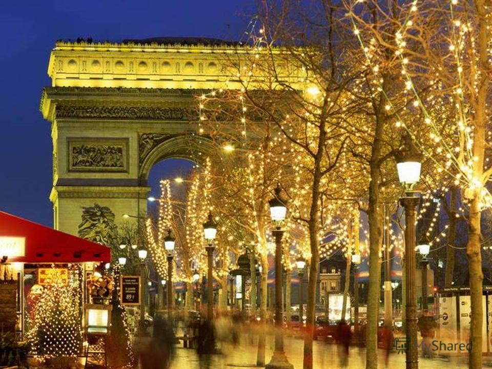 La promenade à Paris