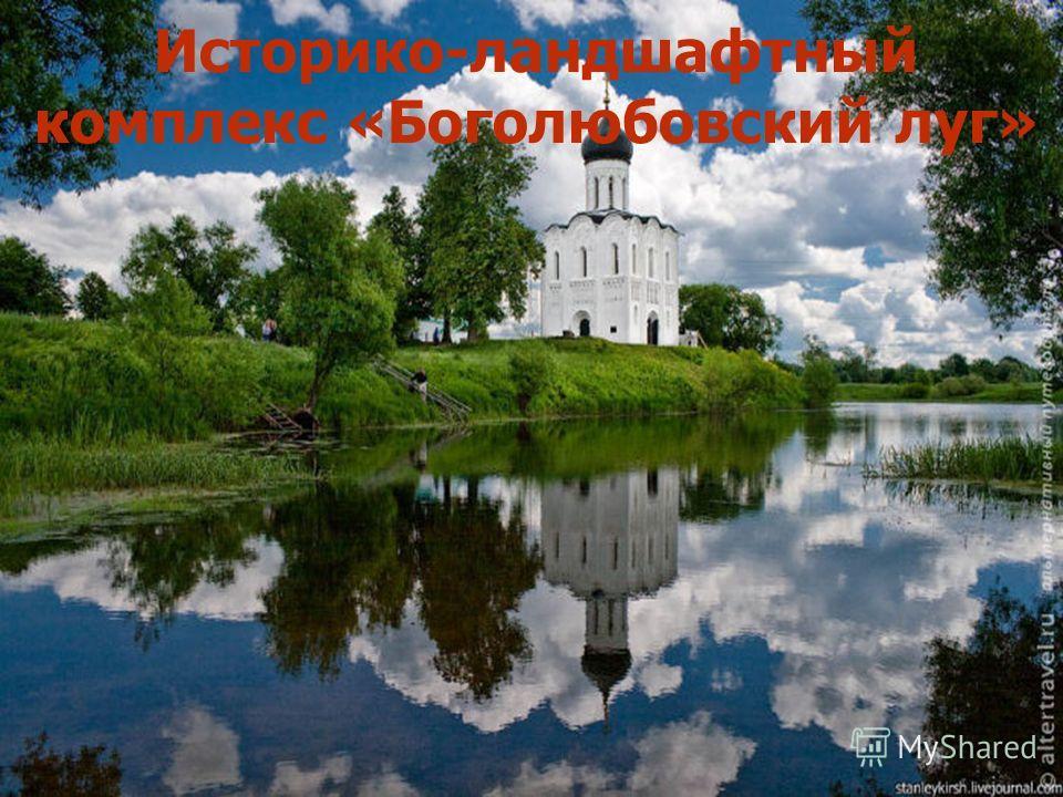 Историко-ландшафтный комплекс «Боголюбовский луг»
