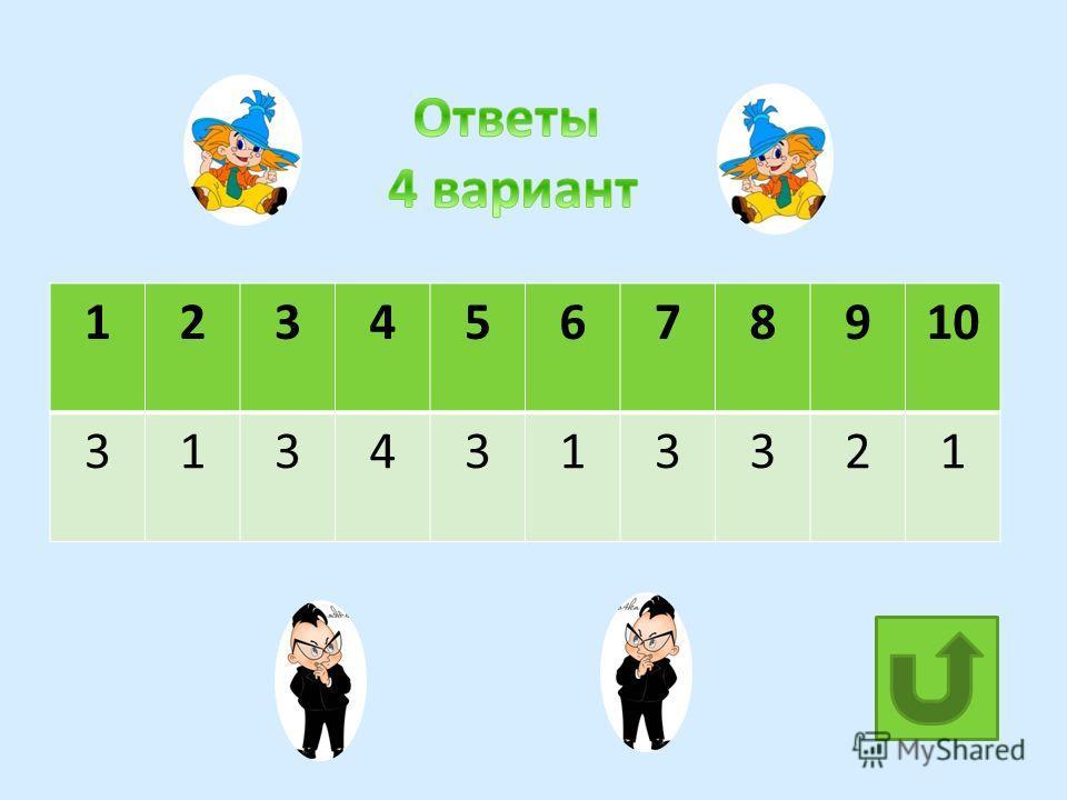 10. Чему равно вычитаемое, если разность равна 56, а уменьшаемое 234? 1234