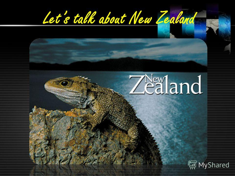 Lets talk about New Zealand