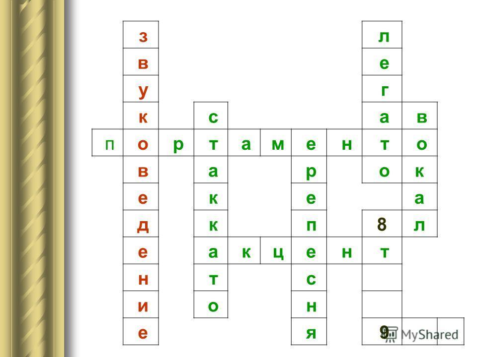 з л ве уг к са 7 п о р т а м е н т о в а ро е к е д к п 8 е а к ц е н т н т с и о н е я 9