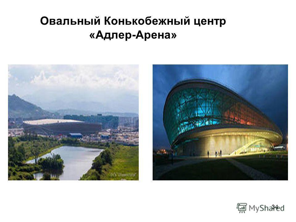 Овальный Конькобежный центр «Адлер-Арена» 34