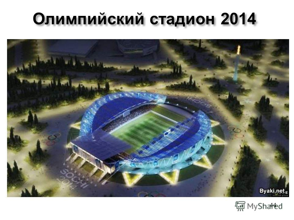Олимпийский стадион 2014 Олимпийский стадион 2014 44