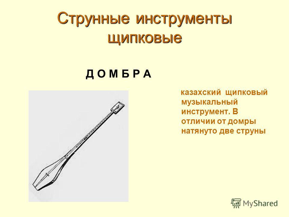 Струнные щипковые инструменты - музыкальный инструмент, получивший наибольшее распространение в Австрии и Германии в 19 веке. Струны (в некоторых разновидностях до 40) натягиваются над грифом и вне грифа над декой. Аналогичные инструменты древнего пр