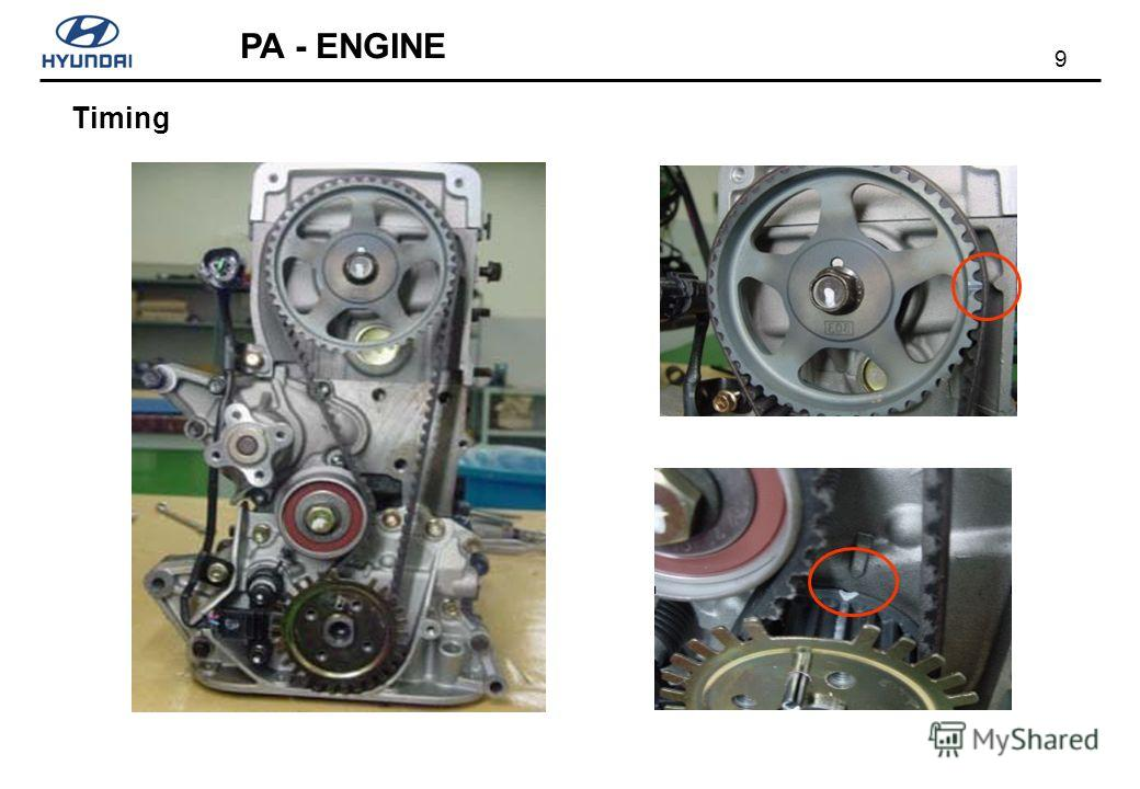 9 PA - ENGINE Timing