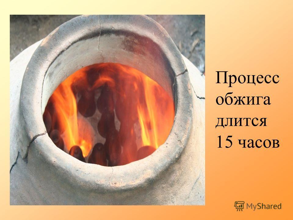 Обжиг глиняных изделий Горн