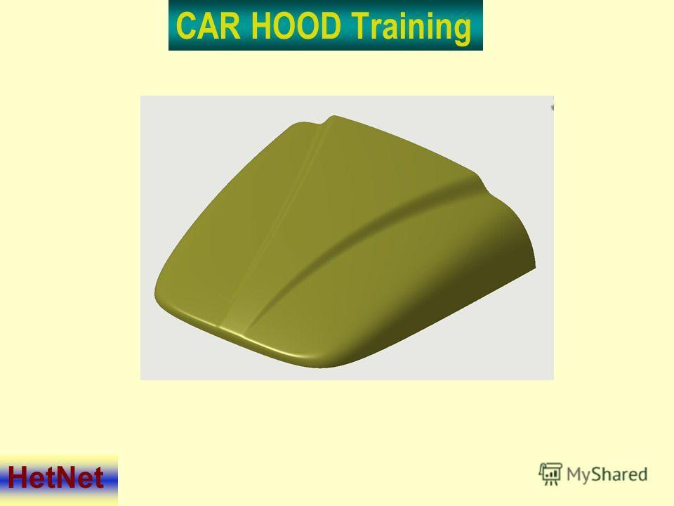 CAR HOOD Training HetNet