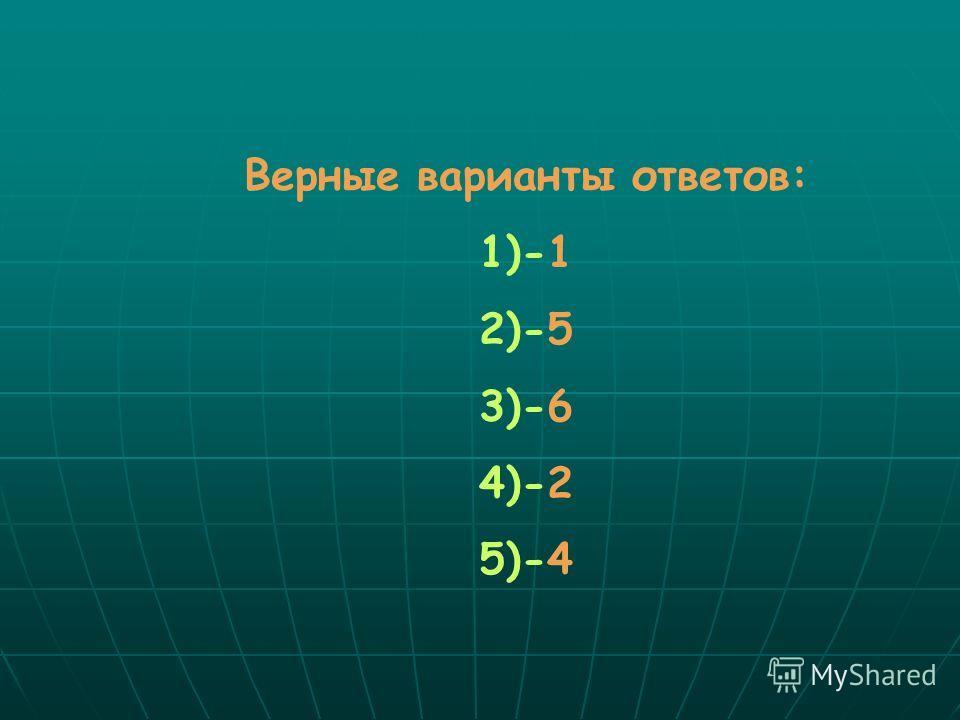Определись в своих знаниях и проверь свои умения. Какой из приведённых на рисунке графиков квадратичной функции у=ах ²+вх+с соответствует данному условию: x y 1 y x 6 y x 5 x y 4 x y 3 x y 2 1 2 6 5 4 3 1 2 6 5 4 3 1 2 6 5 4 3 1 2 6 5 4 31) Д>0, а >0