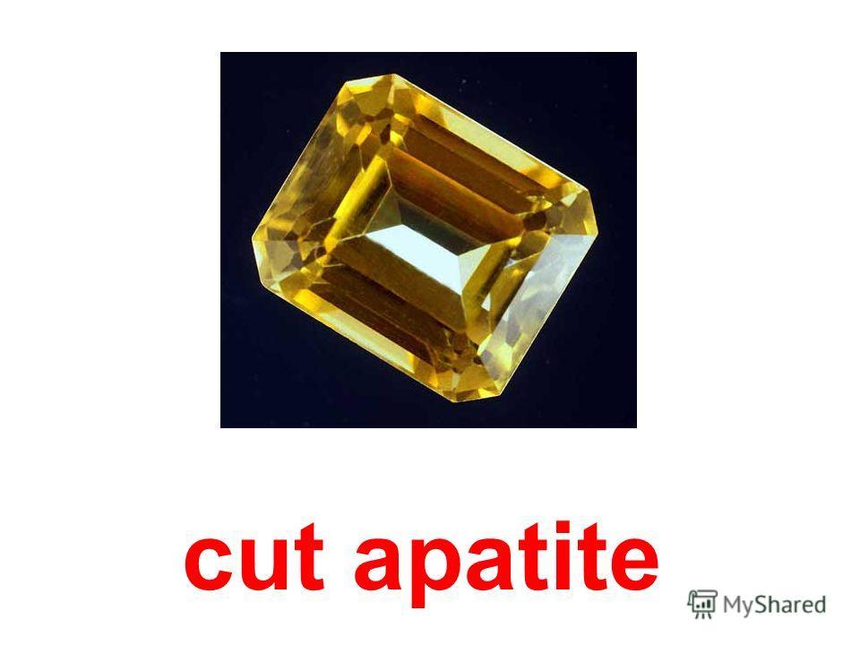 natural apatite