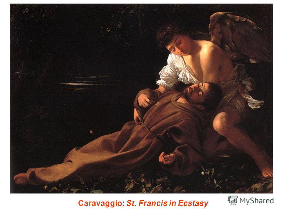 Caravaggio: Cupid
