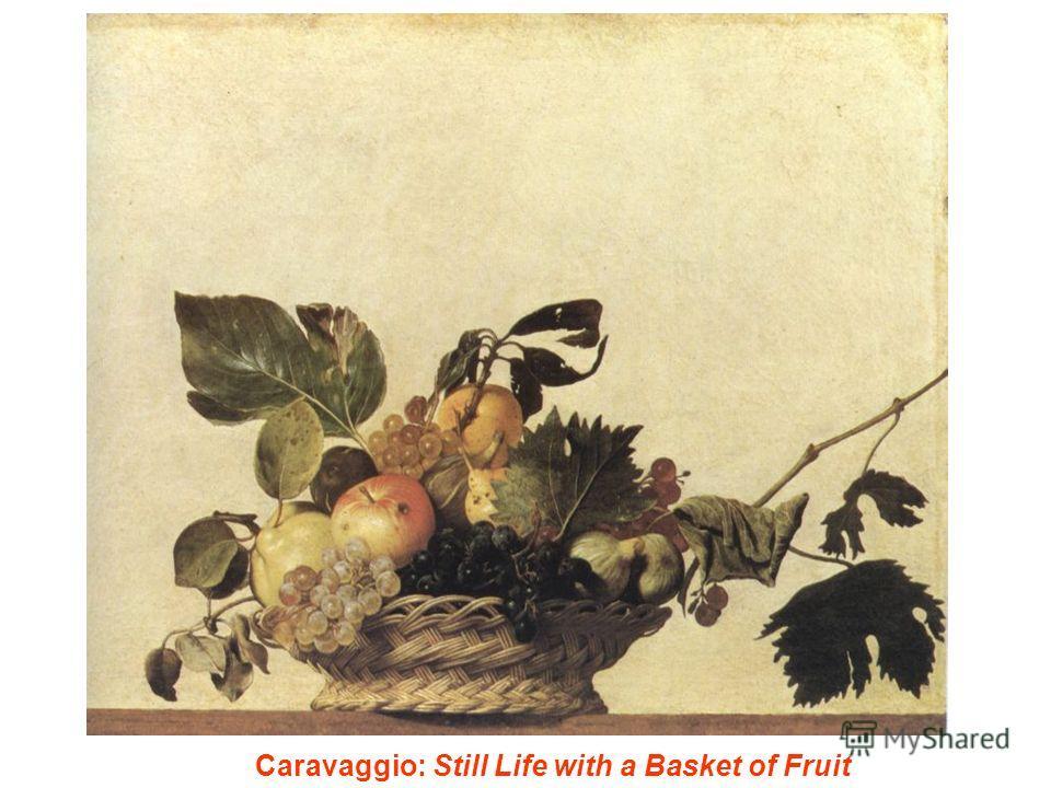 Caravaggio: St. Francis in Ecstasy