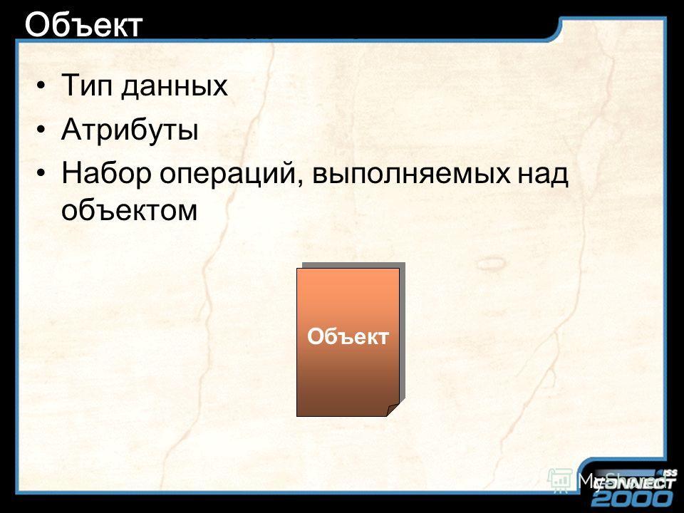 Slide Title Субъект доступа Субъект доступа = Маркер безопасного доступа + Программа Простой субъект Субъект-сервер Пользователь Master …