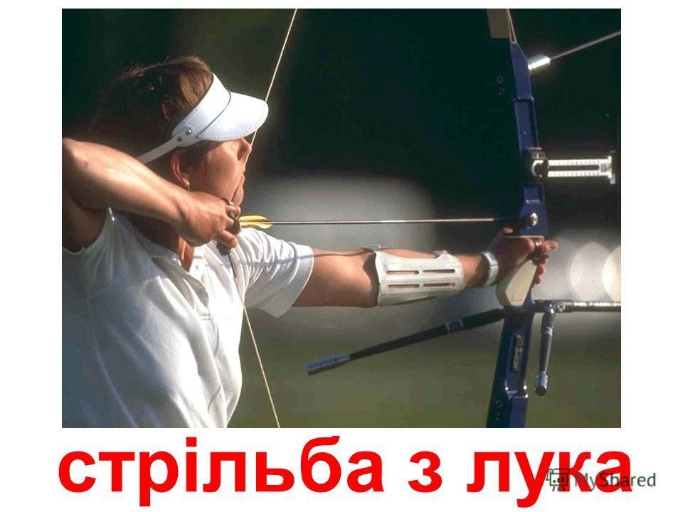 стрілецький спорт