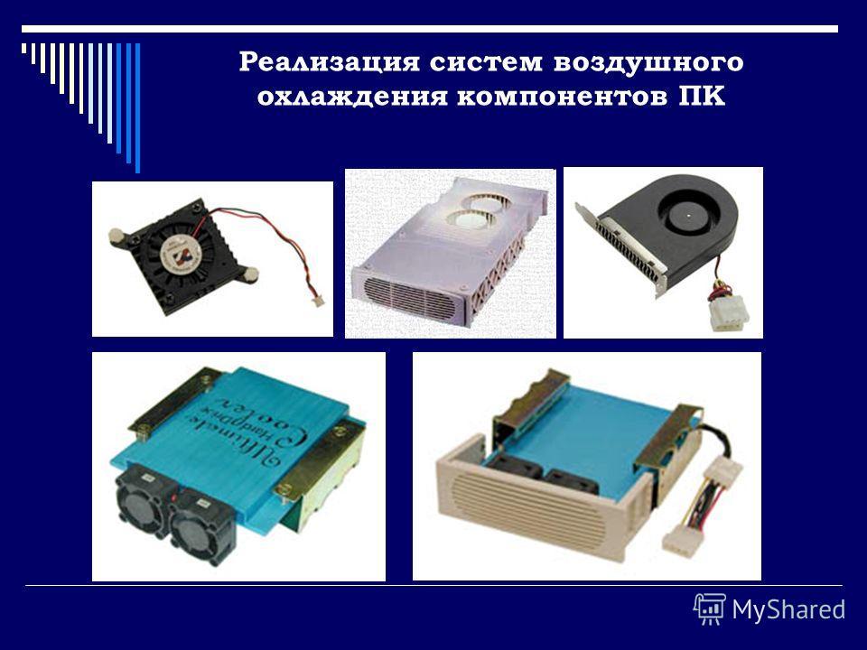 Реализация систем воздушного охлаждения CPU Для Socket 478