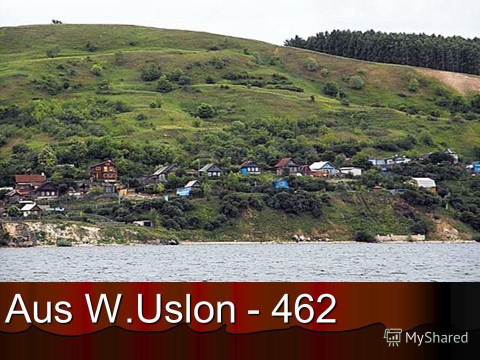 Aus W.Uslon - 462