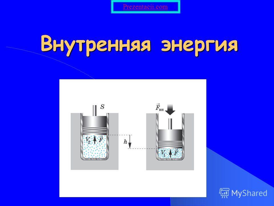 Внутренняя энергия Prezentacii.com