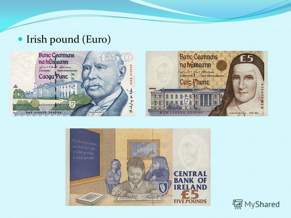 Irish pound (Euro)