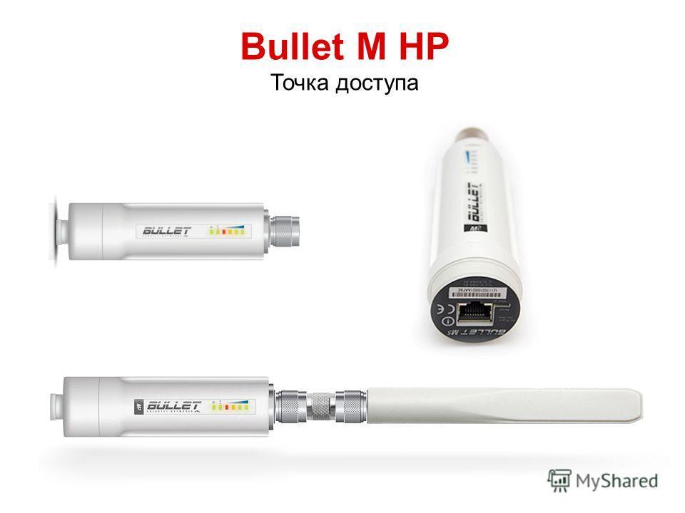 Bullet M HP Точка доступа