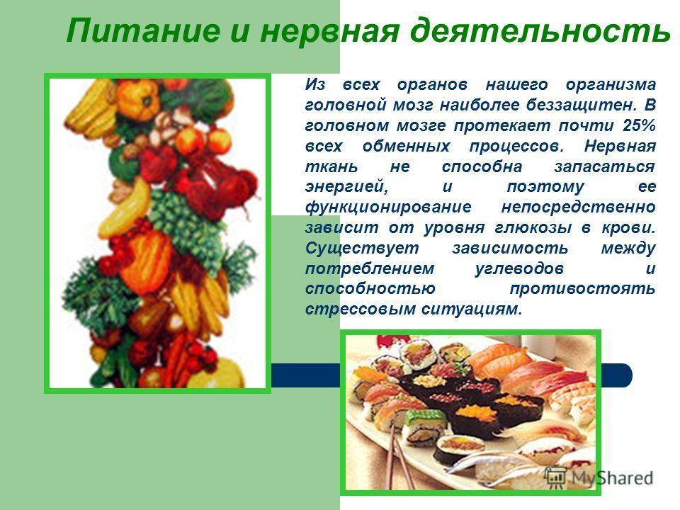 Неестественные составляющие пищи Пища, содержащая химические концентраты, может вызвать резкие головные боли, связанные с содержанием в концентратах глутамата натрия. Корректирующее питание в данной ситуации заключается в увеличении потребления овоще