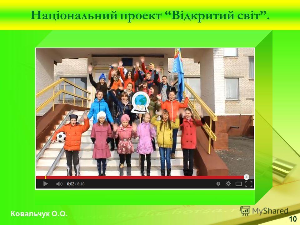 Фінансова грамотність. Національний проект Skool TV. Ковальчук О.О. 9