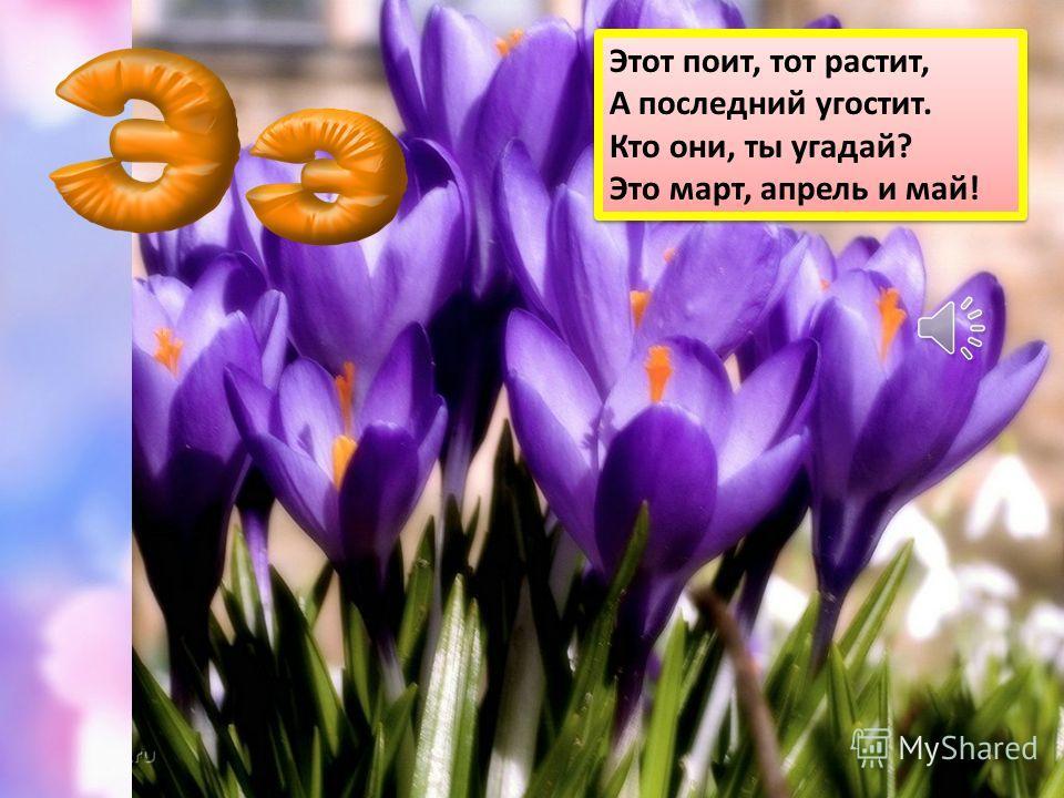 Щеголяют все весной, Хвалятся своей красой. Олени бой спешат затеять, Чтоб новые рога проверить.