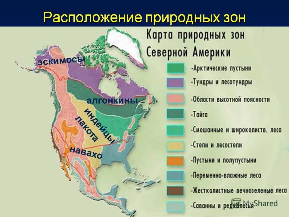 алгонкины индейцы лакота навахо эскимосы