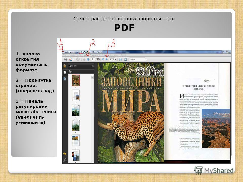 Электронная Книга Виды