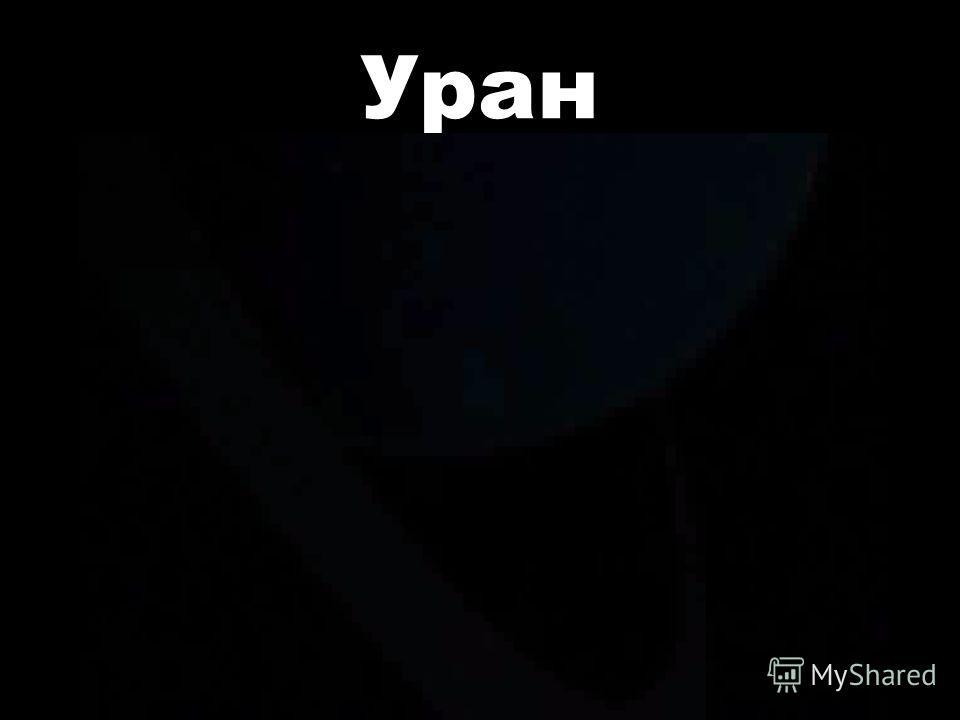 Сатурн Планета окружена множеством ярких колец, состоящих из обломков льда и камней.