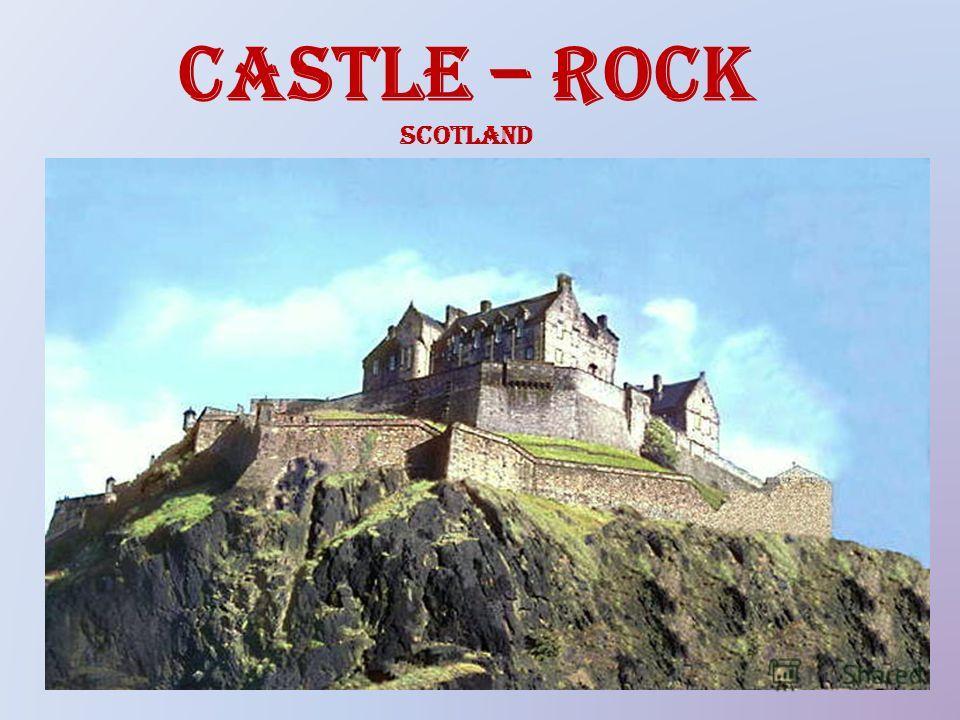 CASTLE – ROCK scotland