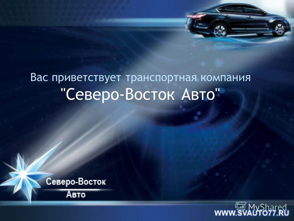 Вас приветствует транспортная компания Северо-Восток Авто