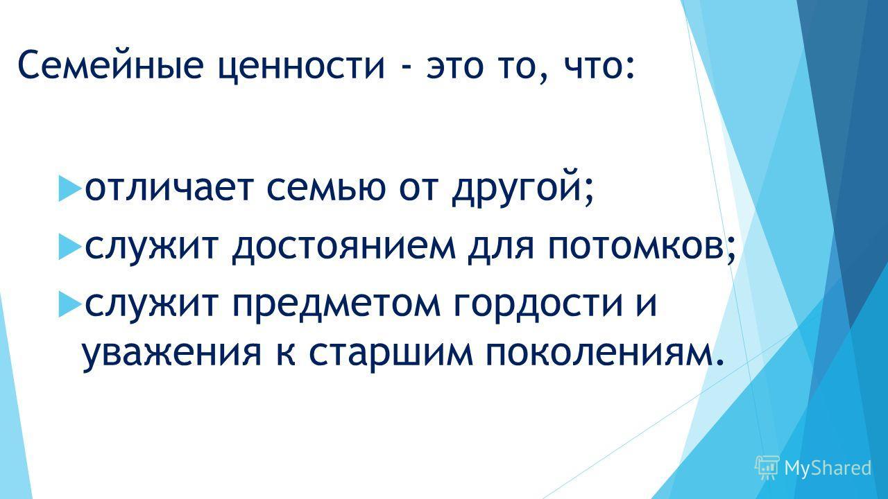 «Крепка семья - крепка Россия»