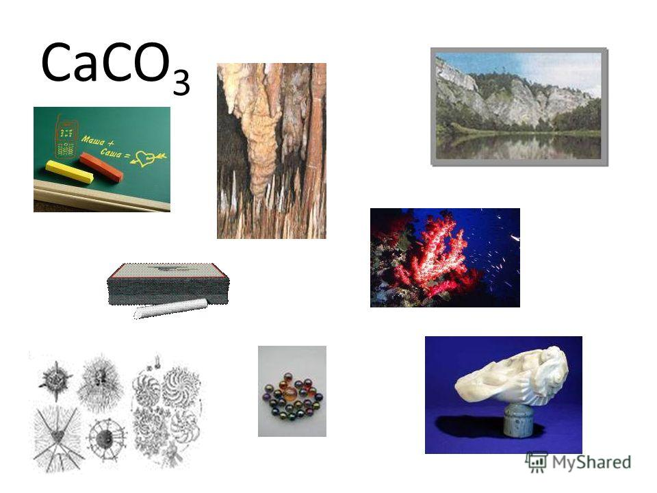 CaCO 3