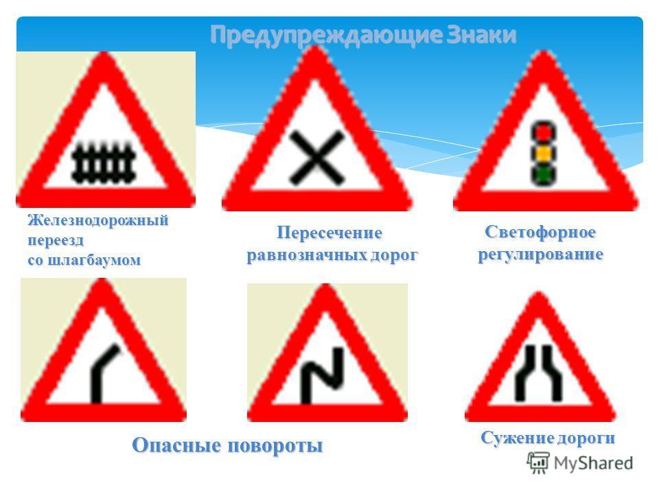 Поворот направо запрещен Поворот налево запрещен Разворот запрещен Ограничение максимальной скорости Остановка запрещена Стоянка запрещена