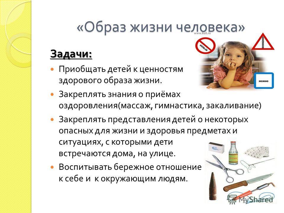 России ценности здорового образа жизни дошкольника физического лица