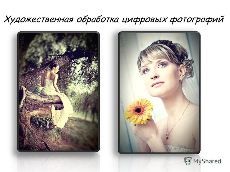 Художественная обработка цифровых фотографий