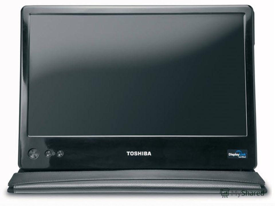 Будущее 3D-мониторы Образец 3D-монитора, представленный компанией Toshiba, это только начало новой эры. Главное отличие от предыдущих разработок заключается именно в расположении дисплея, ведь все предыдущие образцы располагались вертикально, и у зри