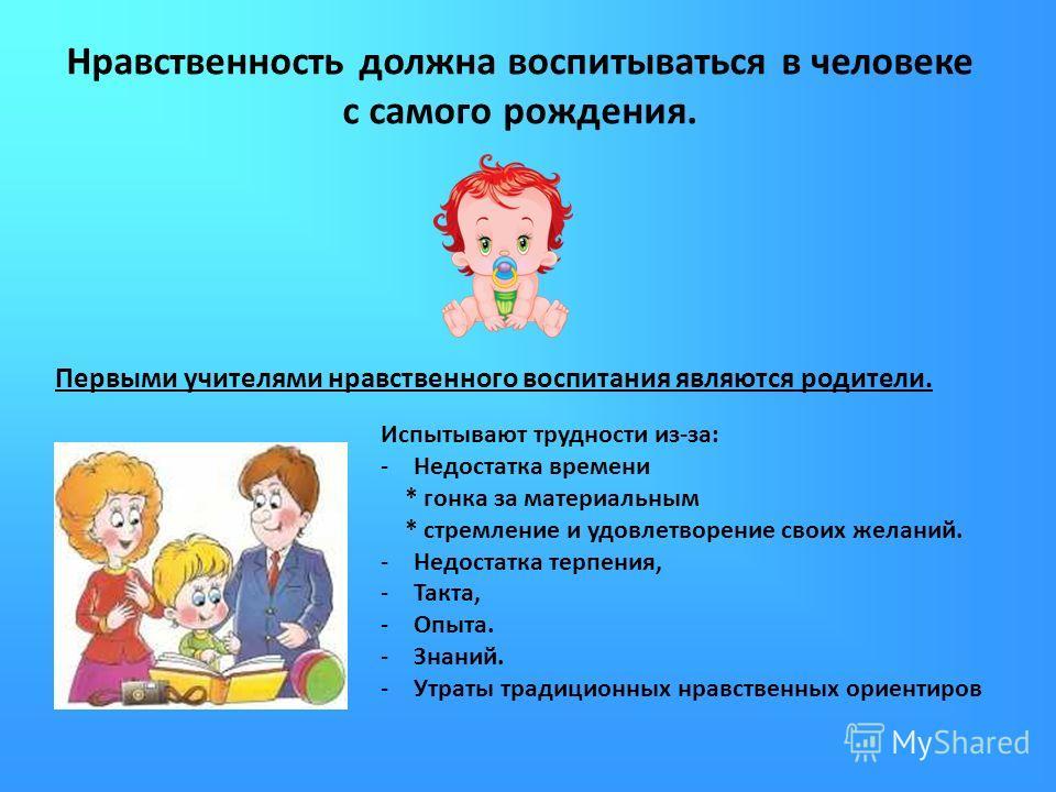 Историческое развитие нравственности Общечеловеческие ценности: -«Почитай отца своего» -«коллективизм» -«трудолюбие» -«патриотизм» -«воинский этос» -«Око за око» -«религиозные заповеди» Советские ценности: -Честь коллектива -Интернационализм -Честнос