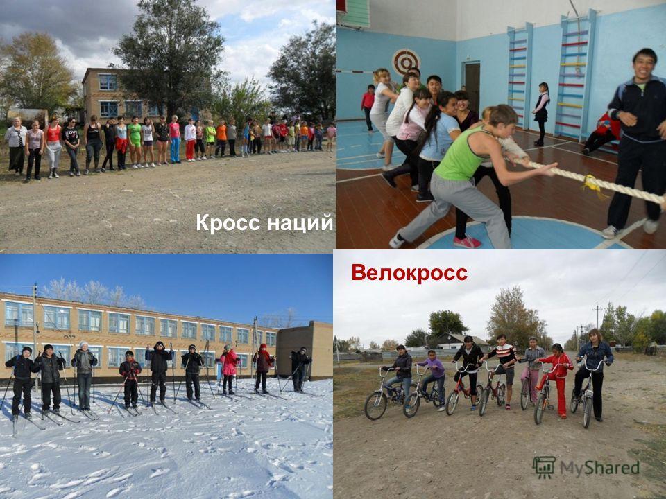 Кросс наций Велокросс