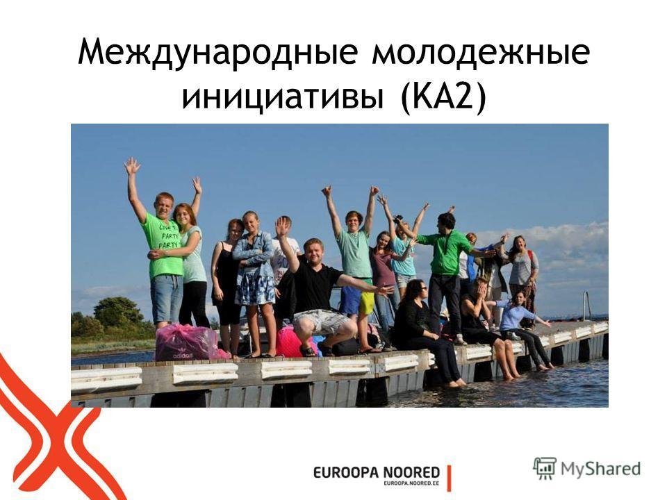 Международные молодежные инициативы (KA2)